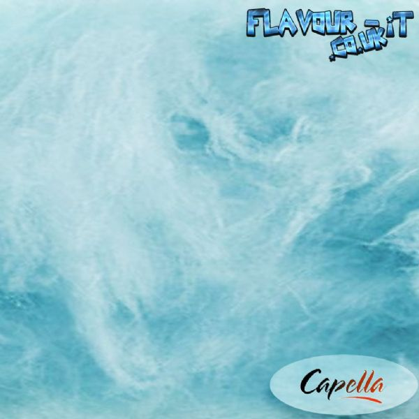 Capella Blue Raspberry Cotton Candy Flavour Drops